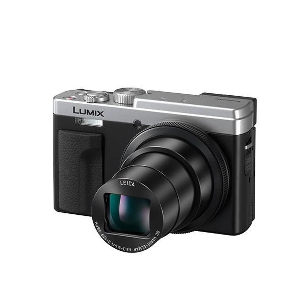 Panasonic Lumix TZ95 Plata Ref: DC-TZ95EG-S + Kit Funda (Garantía Panasonic España)
