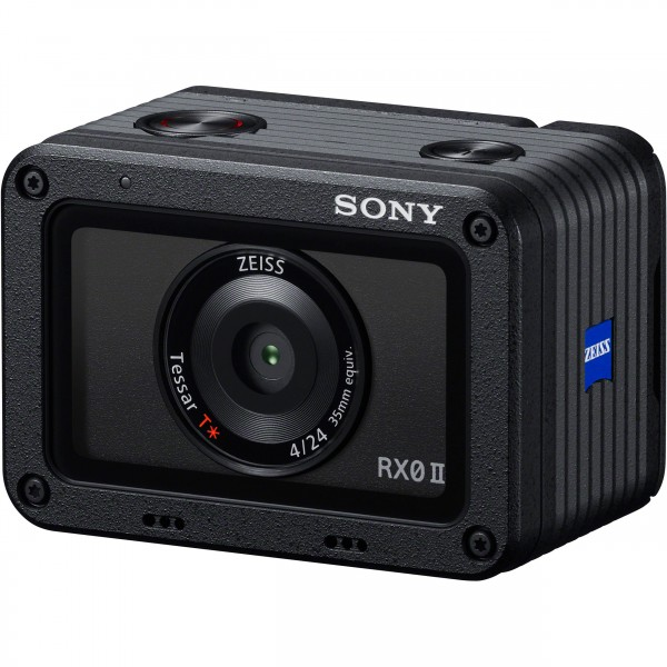 Camára Sony DSC-RX0 II (Garantía Sony España)