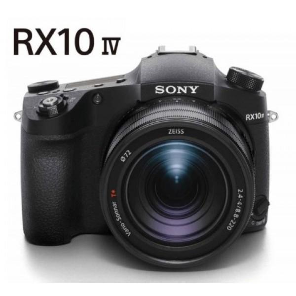 Cámara Sony DSC-RX10M4 (Garantia Sony España)