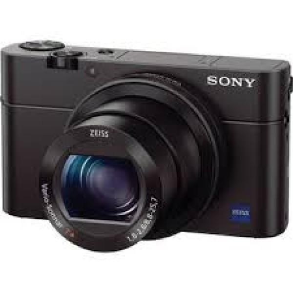 Cámara Sony DSC-RX100M3 (Garantia Sony España OF...