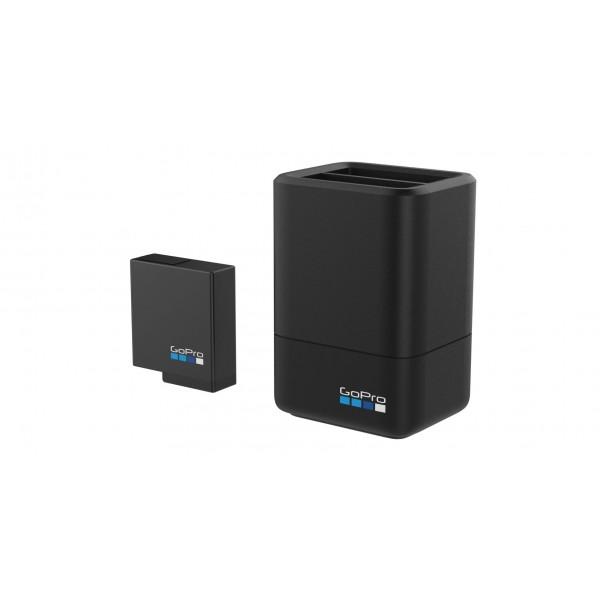 Accesorio GoPro Carrgador de Bateria Dual Hero 5/ ...