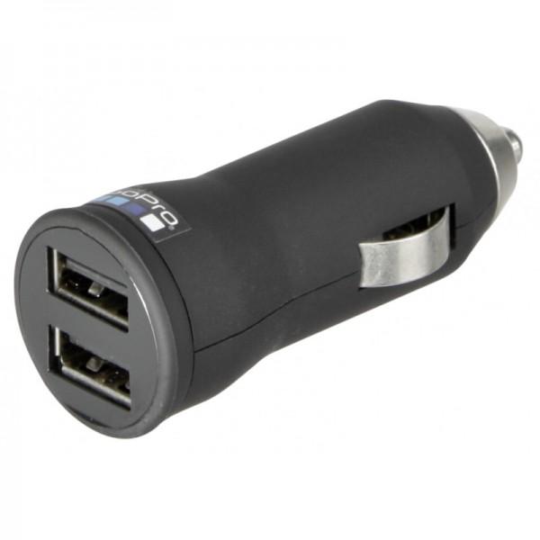 Accesorio GoPro Cargador de Coche USB (Garantía España)