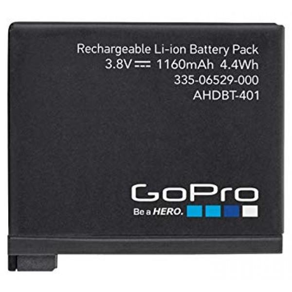 Accesorio GoPro Bateria Recargable Hero 4 (Garant�...