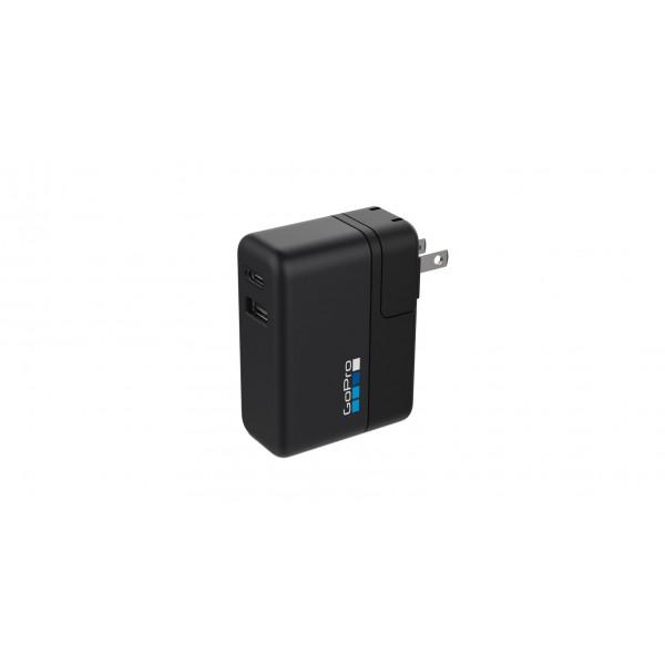Accesorio GoPro Cargador de Puerto Dual F (Garantía España)
