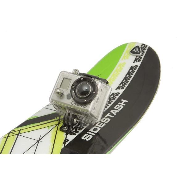Accesorio GoPro Anclaje Aluminio Black (Garantía España)