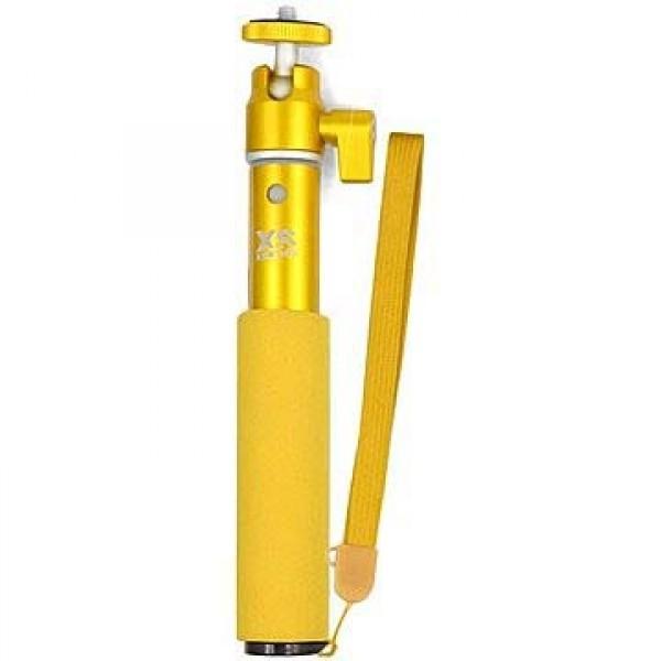 Accesorio GoPro Brazo Extensible U-SHOT Monochrome Dorado (Garantía España)