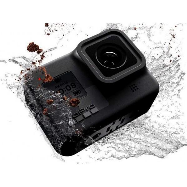 Cámara Deportiva Gopro Hero 8 Black + Kit Dual Bateria y cargador doble Ref: AJDBD-001(3 años de garantía oficial Gopro España) En Stock (OFERTA LIMITADA)