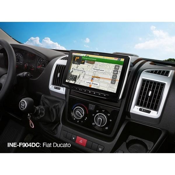 Alpine INE-F904DC (Garantía Alpine España) (Camiones y Autocaravanas)