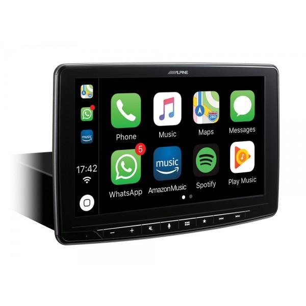 Alpine iLX-F903D + kit Ford Transit KIT F9F0-TRA + cámara HCE-C2100RD-MHU (Garantia Alpine España)