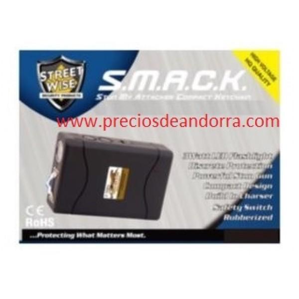 Defensa Eléctrica Streed Wise S.M.A.C.K. de 1.000.000 Volt Recargable (Ref: GL1000RB)