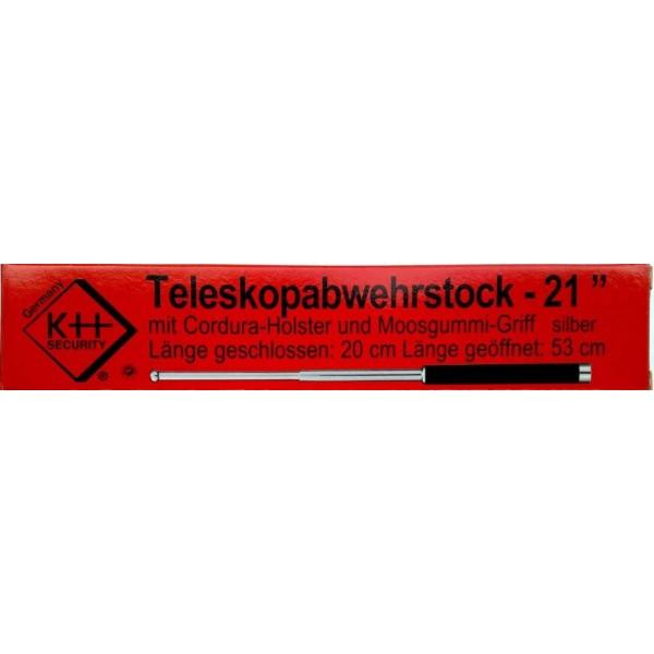 """Defensa Porra Extensible de 21"""" (Made in Germany)"""