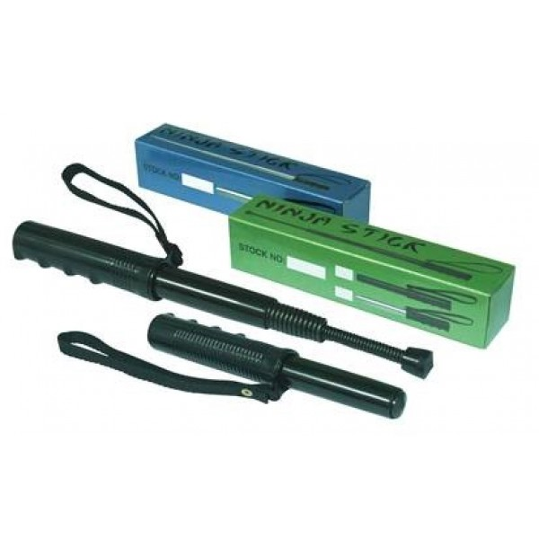 "Defensa Porra Extensible de 23"" (Flexible) Re..."