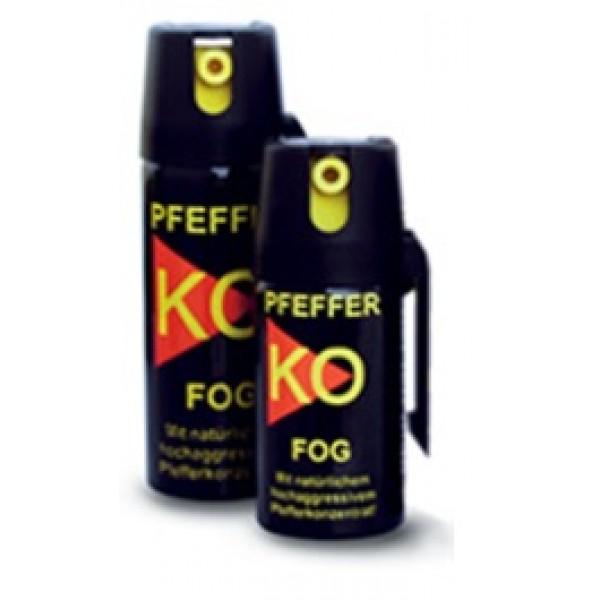 Defensa Personal Spray GAS Pimienta CS-KO  de 40ml