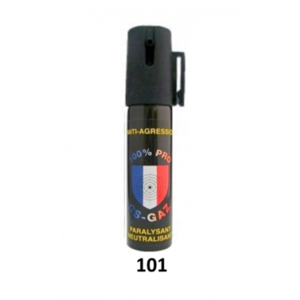Defensa Personal Spray GAS (Ref: 101)