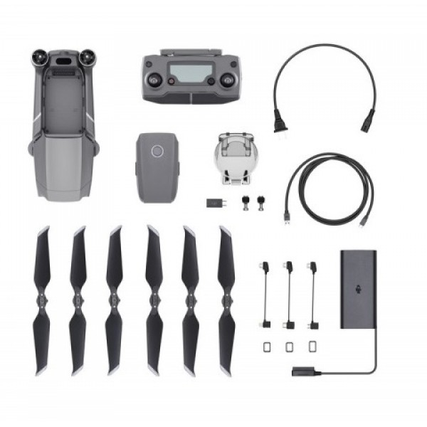 DJI MAVIC 2 ZOOM +  Mavic 2 Fly More Kit