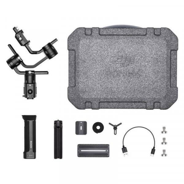 Estabilizador DJI Ronin-S essential kit