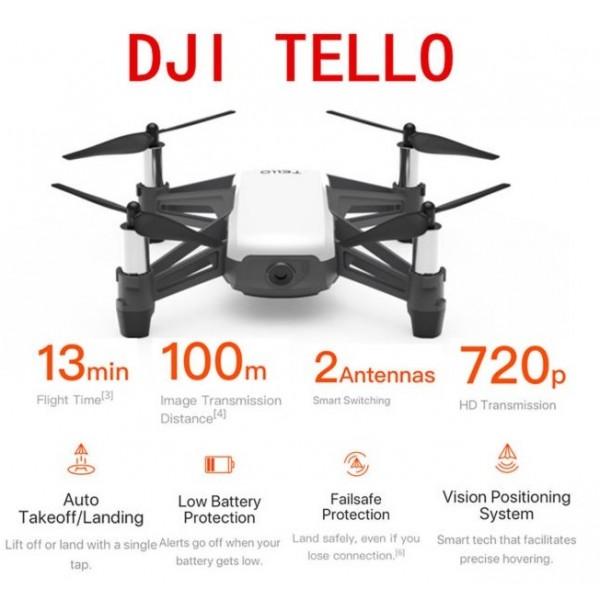 DJI Tello Ref: CPPT000210