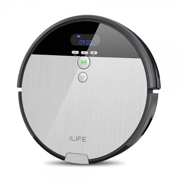 Robot ILIFE V8s - Robot Aspirador, Color Plateado ...