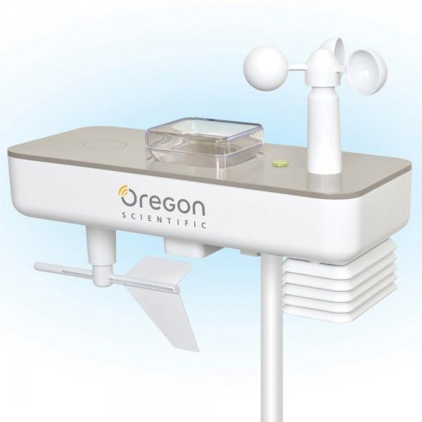 Oregon Scientific Reloj Otro para Unisex Adultos de Cuarzo WMR-500 (Garantía Oregon España)