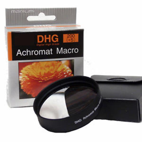 Marumi Filtro DHG ACHROMAT MACRO 330(+3) de 62mm