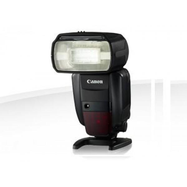 Canon Speedlite 600EX RT (Garantía Canon España)