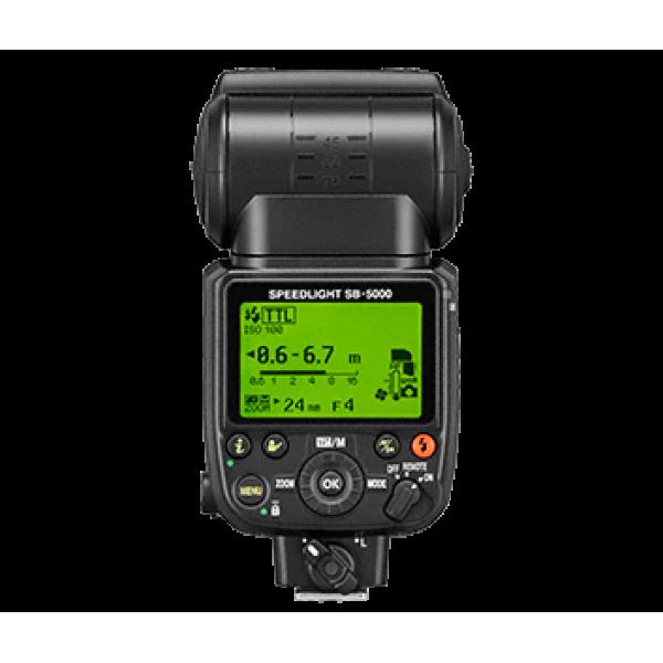 Flash Nikon SB-5000 (Garantia Nikon España Finicon)