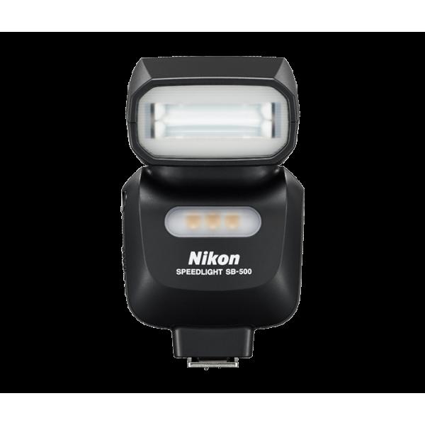 Flash Nikon SB-500 (Garantía Nikon España Finico...