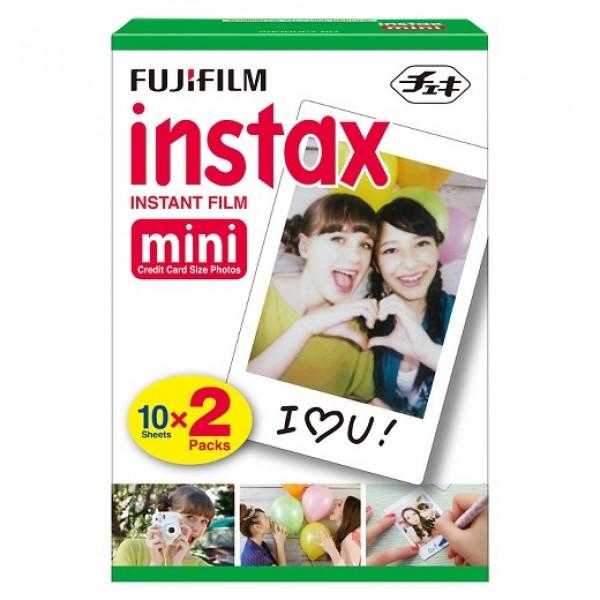 Fujifilm Mini paquete de película instantánea In...