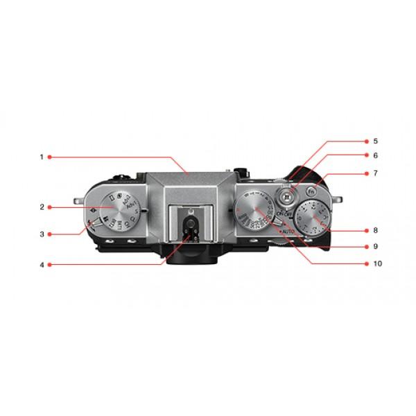 Cámara Fujifilm X-T20 Cuerpo (Garantía Fujifilm España)