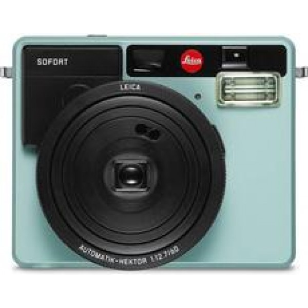 Cámara Leica Sofort cámara instantánea, Menta Ref: 19101