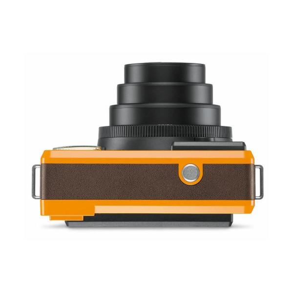 Cámara Leica Sofort cámara instantánea, Naranja Ref: 19102