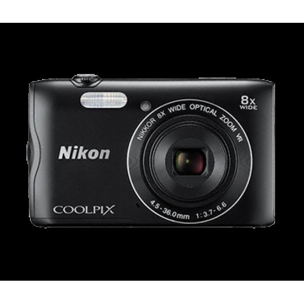 Nikon Coolpix A300 (Garantía Nikon España Finicon)