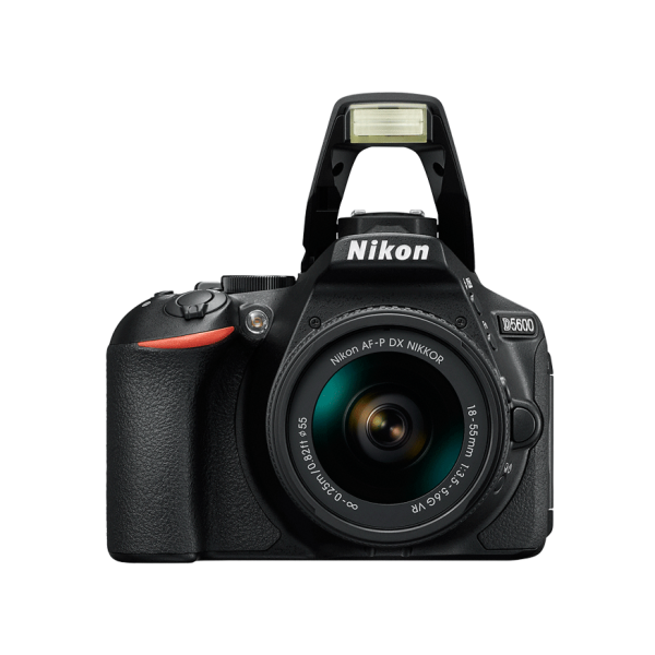 Cámara Nikon D5600 + Nikon AF-P 18-55mm VR + Nikon AF-P 70-300mm VR (Garantía Nikon España Finicon)