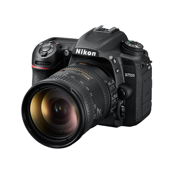 Cámara Nikon D7500 + Nikon AF-S 18-140mm f/3.5-5....