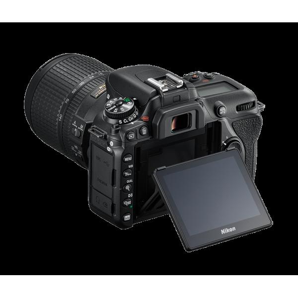 Cámara Nikon D7500 + Nikon AF-S 18-140mm f/3.5-5.6G ED VR (Garantía Nikon España Finicon)