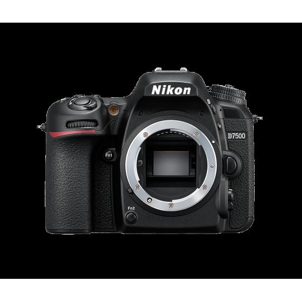 Cámara Nikon D7500 Cuerpo (Garantía Nikon Españ...
