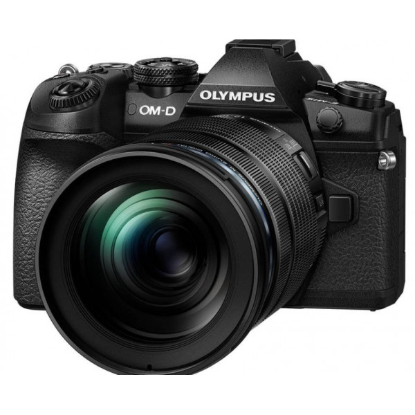 Cámara Olympus E-M1 Mark II + M.Zuiko 12-40mm f/2.8 PRO + 40-150mm f/2.8 PRO (Garantía Oficial Olympus España)