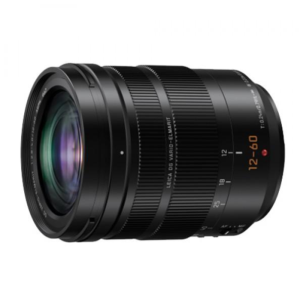 Objetivo Panasonic 12-60mm f/2.8-4.0 ASPH Leica DG...