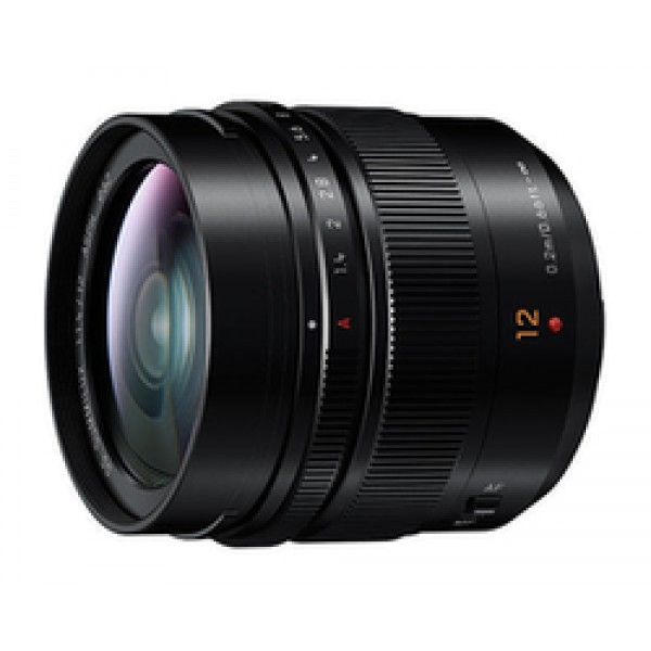 Objetivo Panasonic LUMIX G 12mm f/1.4ASPH Ref: H-X...