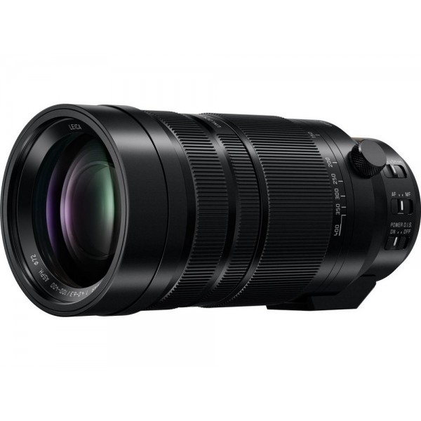 Objetivo Panasonic 100-400mm f/4.0-6.3 ASPH POWER ...