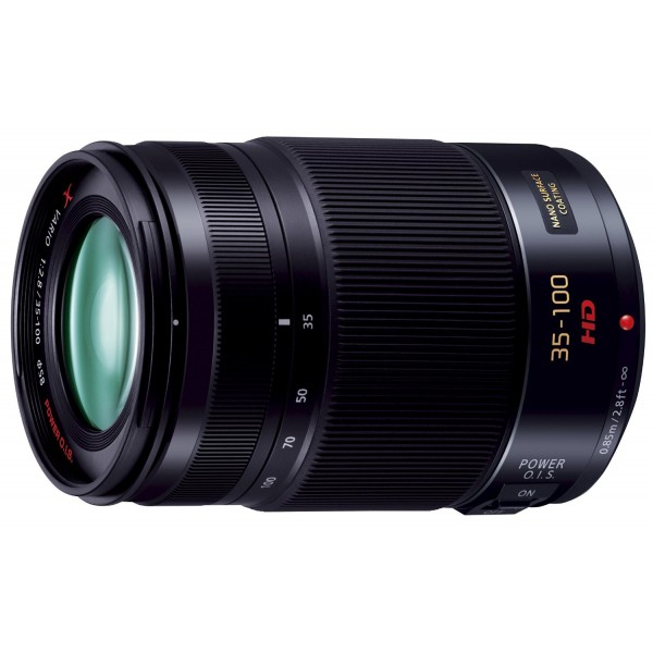 Objetivo Panasonic 35-100mm f/2.8 II Power O.I.S. ...
