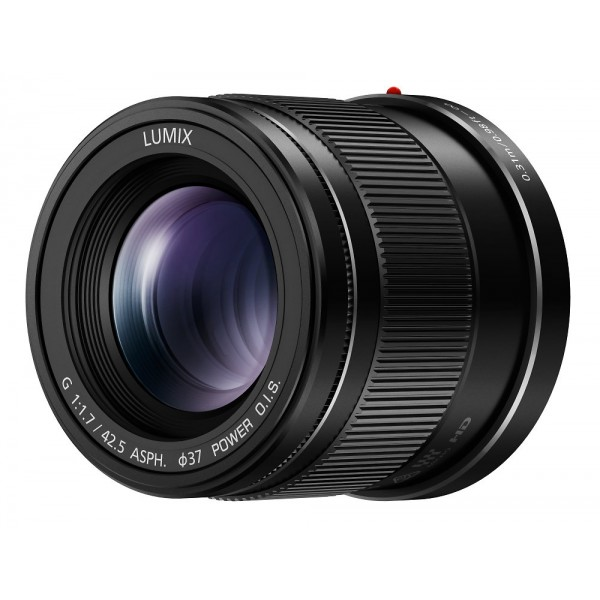 Objetivo Panasonic 42.5mm f/1.7 ASPH Power O.I.S. ...