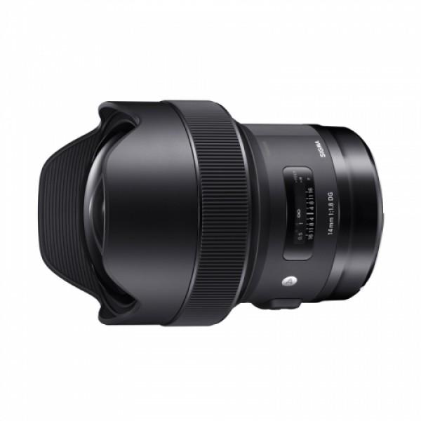 Objetivo Sigma 14mm F1.8 DG HSM Art Montura Nikon