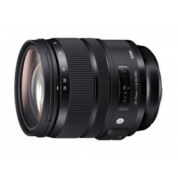 Objetivo Sigma 24‑70mm F2.8 DG OS HSM Art Montur...