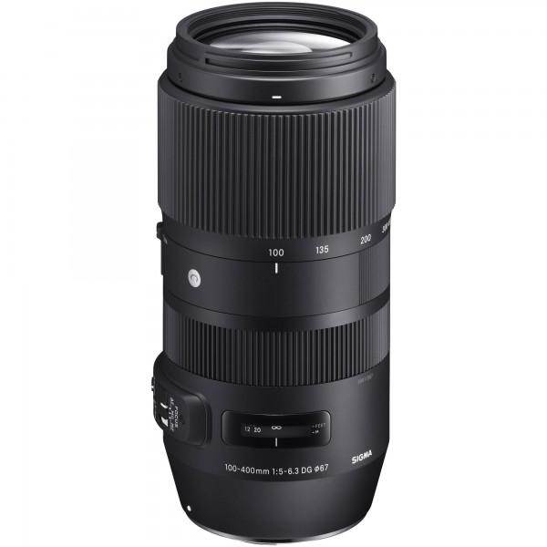 Objetivo Sigma 100‑400mm F5‑6.3 DG OS HSM Cont...