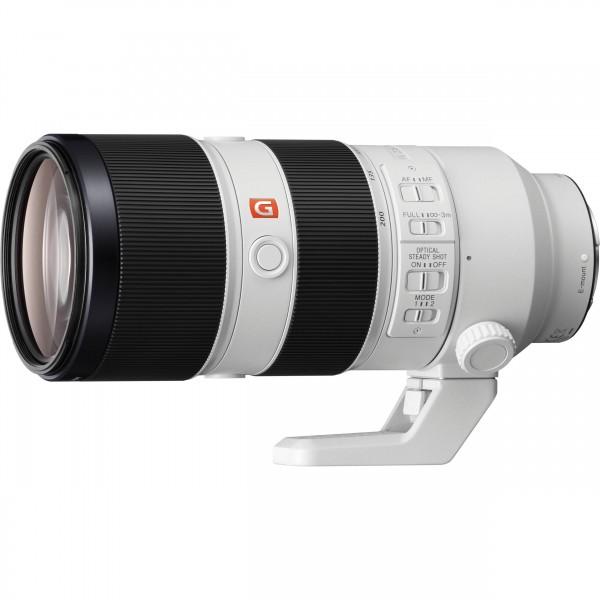 Objetivo Sony FE 70-200mm F2,8 GM OSS (SEL70200GM)...