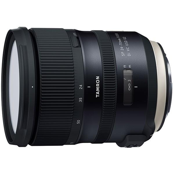 Tamron SP 24-70mm F/2.8 Di VC USD G2 Montura Nikon...