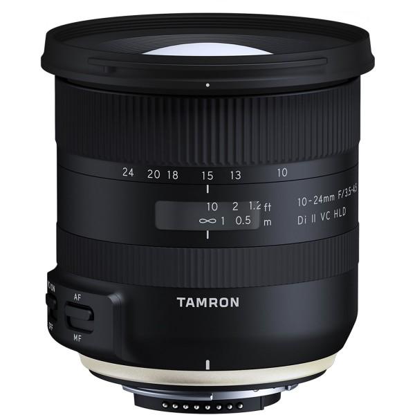 Tamron 10-24mm F/3.5-4.5 Di II VC HLD Montura Canon (5 años de garantía Tamron España)