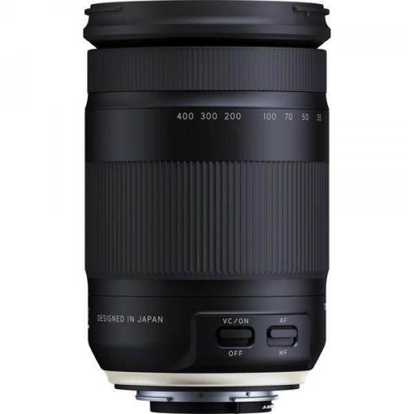 Tamron 18-400mm F/3.5-6.3 Di II VC HLD Montura Nikon (5 años de garantía Tamron España)