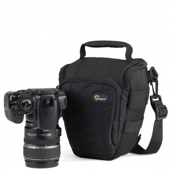 Lowepro Toploader Zoom 50 AW II Color negro